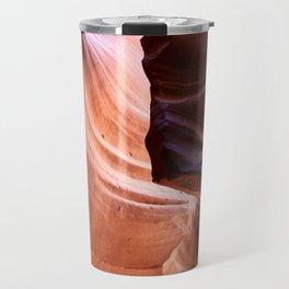 Nature's Abstract Travel Mug