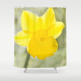 I wandered lonely etc. etc. Shower Curtain