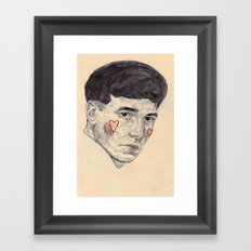 credence Framed Art Print