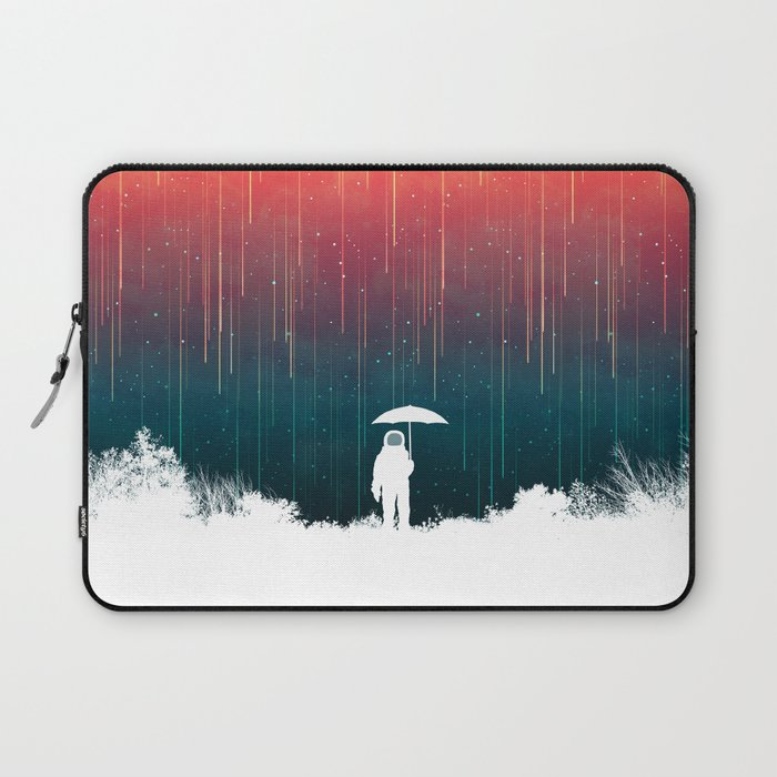 Meteoric rainfall Laptop Sleeve