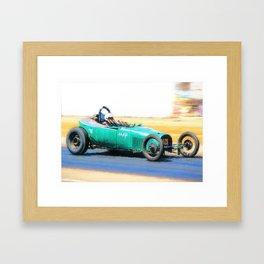 """Flying Brick 16,5"""" x 11,8"""" Framed Art Print"""