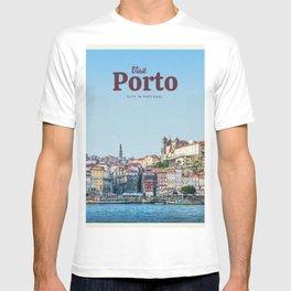 Visit Porto T-shirt