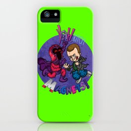 Magnetic Love iPhone Case