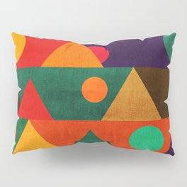 The moon phase Pillow Sham