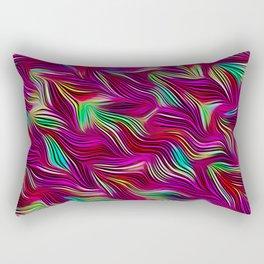 Waves I Rectangular Pillow
