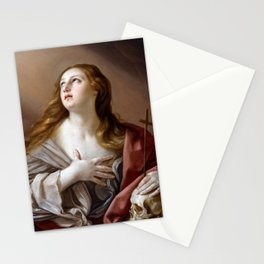 The Penitent Magdalene Stationery Cards