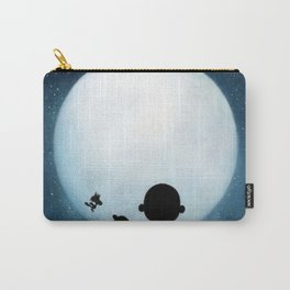snoopy carlie night Carry-All Pouch