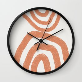 Abstract, Modern Art Wall Clock