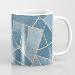 Dusk Blue Stone Coffee Mug