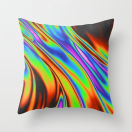 SINKING IN Throw Pillow