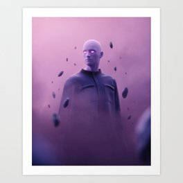 Cinema 4d Art Prints | Society6