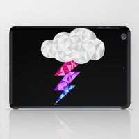 bisexual iPad Cases featuring Bisexual Storm Cloud by Casira Copes