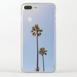 A Ray of Sunshine Clear iPhone Case