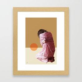 Late Evening Framed Art Print