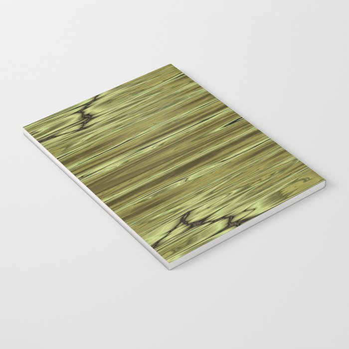 Abstraction Serenity in Pinewood Notebook