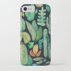 Summer Nature at Night Slim Case iPhone 7