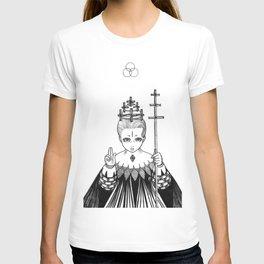 Major Arcana V The Hierophant T-shirt
