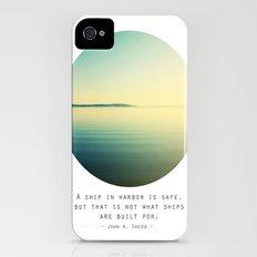 A Ship iPhone (4, 4s) Slim Case
