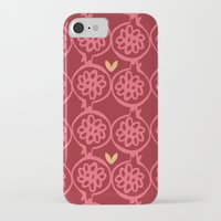 pomegranate iPhone & iPod Cases featuring pomegranate by ottomanbrim