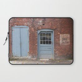 Danger Drive Slow Laptop Sleeve