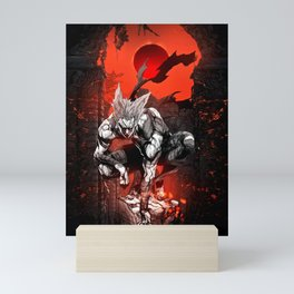 Garou Ninguen Kaiju Mini Art Print