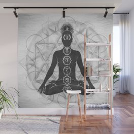 The Geometry of Life Wall Mural