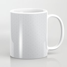 Claymore 7 Pattern - Light Grey Coffee Mug