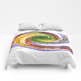 The whirl of life, W1.9A Comforters