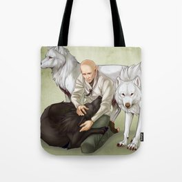 In Hushed Whispers Tote Bag