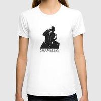 "shameless T-shirts featuring Shameless ""Dirty Dancing"" by trenchcoatandimpala"