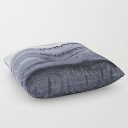 WITHIN THE TIDES - VELVET GREY Floor Pillow