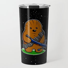 Galactic Teddy Bear Travel Mug
