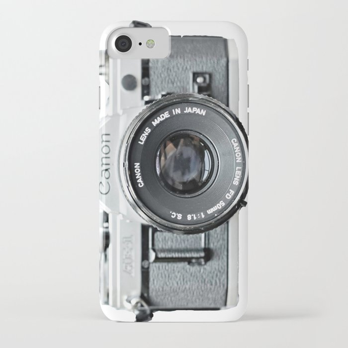 Vintage Camera Phone iPhone Case