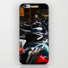 Motorcycles iPhone Skin