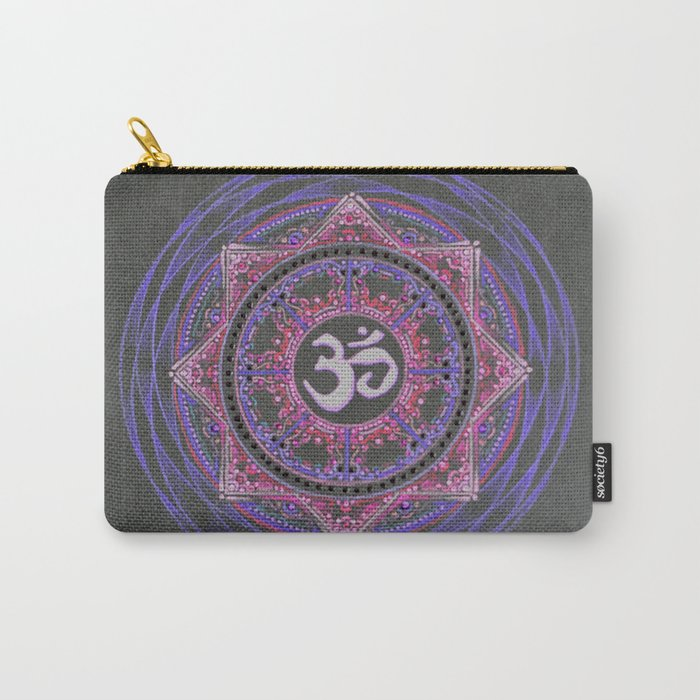 Crown Chakra Carry-All Pouch