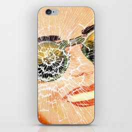 No Time For Change. iPhone Skin