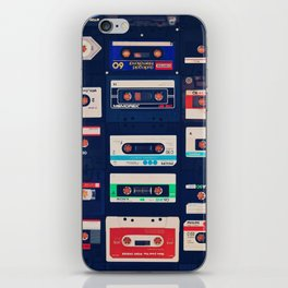 Lost Tapes. iPhone Skin