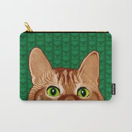Roswell the Cat Carry-All Pouch