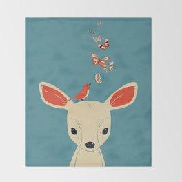 Flutter Throw Blanket