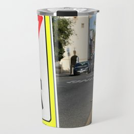 Crosswalk Travel Mug