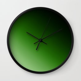 2 Ombre Wall Clock