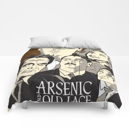Arsenic and Old Lace Comforters