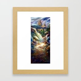 Elfindor Framed Art Print