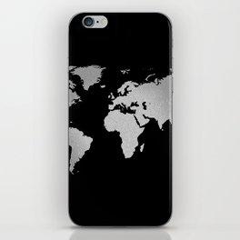 World Wide Hustle iPhone Skin
