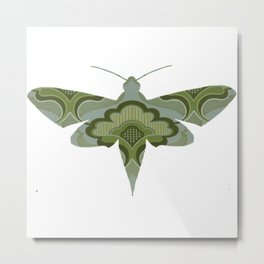 Mothra May I? Metal Print