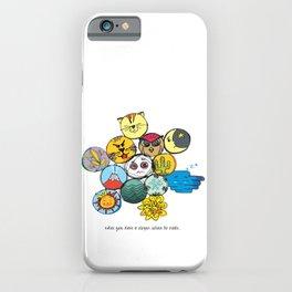Dozen Full of Ideas iPhone Case