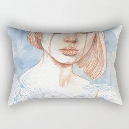 Tuned in Nature Rectangular Pillow
