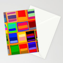 Rothkoesque Stationery Cards