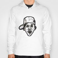 fresh prince Hoodies featuring Prince Breath of Fresh Air by sketchnkustom