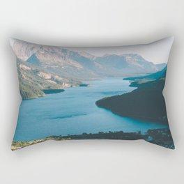 Waterton Village Rectangular Pillow